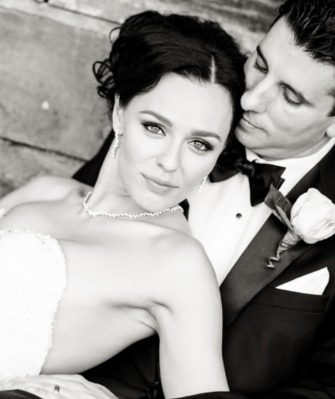 New York wedding and bridal makeup artist